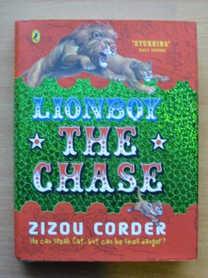 Photo of LIONBOY: THE CHASE written by Corder, Zizou published by Puffin Books (STOCK CODE: 426413)  for sale by Stella & Rose's Books