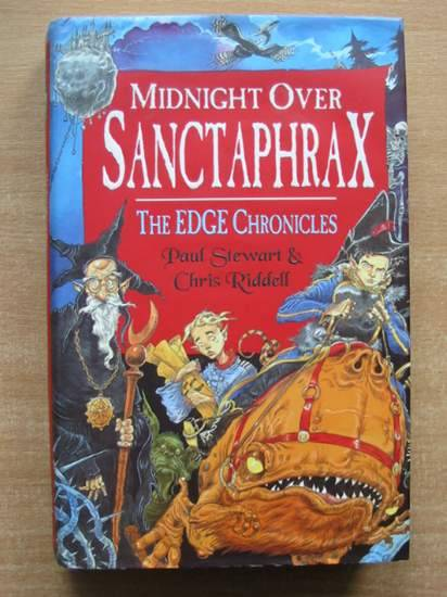 Photo of MIDNIGHT OVER SANCTAPHRAX written by Stewart, Paul<br />Riddell, Chris published by Doubleday (STOCK CODE: 430255)  for sale by Stella & Rose's Books