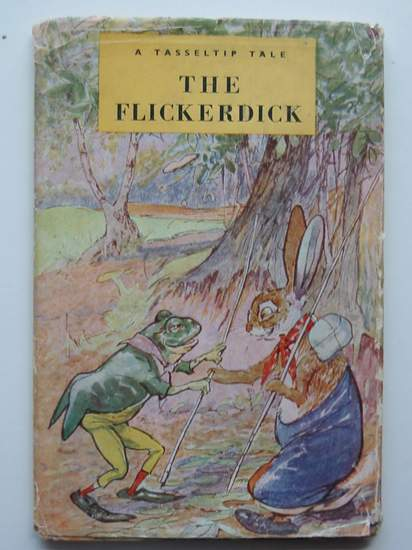 Photo of THE FLICKERDICK written by Richards, Dorothy illustrated by Aris, Ernest A. published by Wills & Hepworth Ltd. (STOCK CODE: 436310)  for sale by Stella & Rose's Books