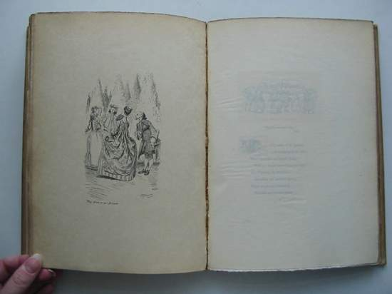 Photo of THE BALLAD OF BEAU BROCADE written by Dobson, Austin illustrated by Thomson, Hugh (STOCK CODE: 438622)  for sale by Stella & Rose's Books