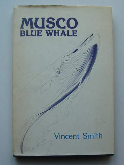 Photo of MUSCO BLUE WHALE written by Smith, Vincent illustrated by Buchanan, Wilson published by Harper & Row (STOCK CODE: 441257)  for sale by Stella & Rose's Books