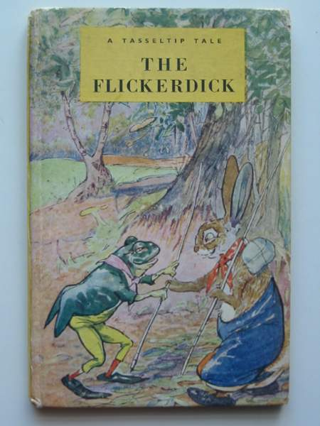 Photo of THE FLICKERDICK written by Richards, Dorothy illustrated by Aris, Ernest A. published by Wills & Hepworth Ltd. (STOCK CODE: 442314)  for sale by Stella & Rose's Books