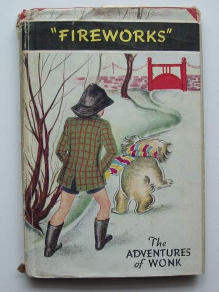 Photo of THE ADVENTURES OF WONK - FIREWORKS- Stock Number: 442416