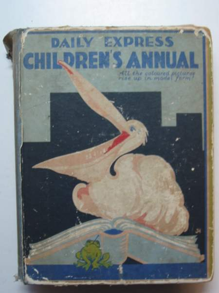 Photo of DAILY EXPRESS CHILDREN'S ANNUAL No. 4 published by Daily Express (STOCK CODE: 445908)  for sale by Stella & Rose's Books