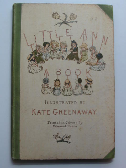 Photo of LITTLE ANN AND OTHER POEMS written by Taylor, Jane<br />Taylor, Ann illustrated by Greenaway, Kate published by George Routledge & Sons (STOCK CODE: 446236)  for sale by Stella & Rose's Books