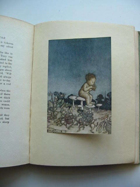 Photo of PETER PAN IN KENSINGTON GARDENS written by Barrie, J.M. illustrated by Rackham, Arthur published by Hodder & Stoughton (STOCK CODE: 446461)  for sale by Stella & Rose's Books