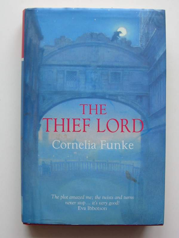 Photo of THE THIEF LORD written by Funke, Cornelia illustrated by Funke, Cornelia published by The Chicken House (STOCK CODE: 447033)  for sale by Stella & Rose's Books
