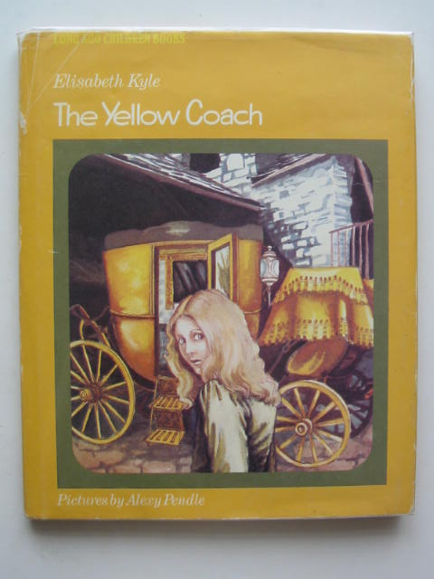 Photo of THE YELLOW COACH written by Kyle, Elisabeth illustrated by Pendle, Alexy published by Heinemann (STOCK CODE: 448841)  for sale by Stella & Rose's Books