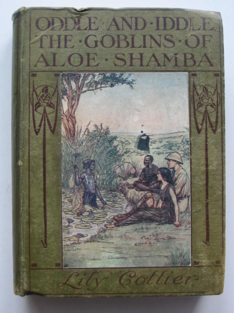 Photo of ODDLE AND IDDLE written by Collier, Lily illustrated by Williams, Joyce Crawshay published by John Murray (STOCK CODE: 449120)  for sale by Stella & Rose's Books