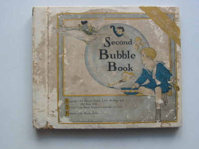 Photo of SECOND BUBBLE BOOK written by Mayhew, Ralph<br />Johnson, Burges illustrated by Chase, Rhoda published by Hodder & Stoughton (STOCK CODE: 449122)  for sale by Stella & Rose's Books