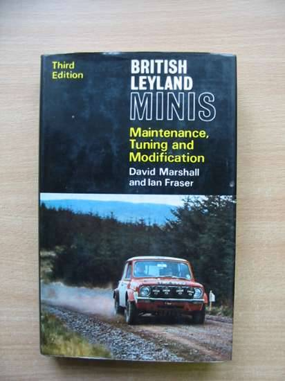 Photo of BRITISH LEYLAND MINIS written by Marshall, David<br />Fraser, Ian published by G.T. Foulis (STOCK CODE: 485308)  for sale by Stella & Rose's Books