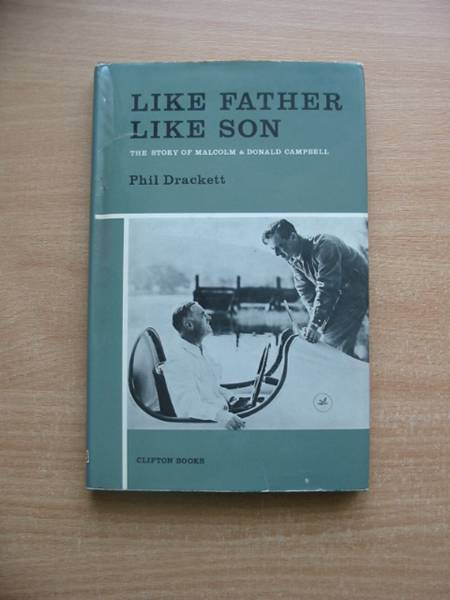 Photo of LIKE FATHER LIKE SON written by Drackett, Phil published by Clifton Books (STOCK CODE: 486260)  for sale by Stella & Rose's Books