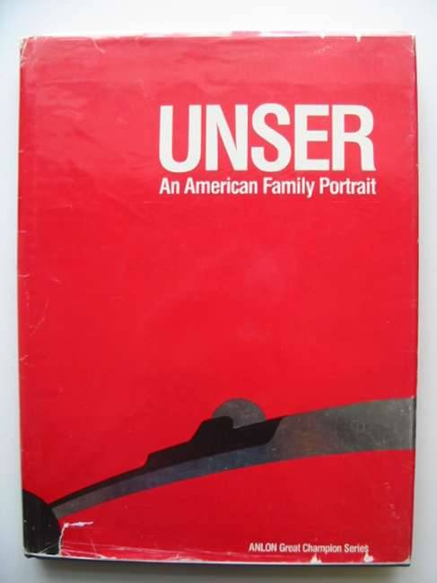 Photo of UNSER AN AMERICAN FAMILY PORTRAIT written by Kirby, Gordon published by Anlon Press (STOCK CODE: 486427)  for sale by Stella & Rose's Books