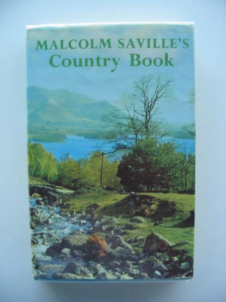 Photo of MALCOLM SAVILLE'S COUNTRY BOOK written by Saville, Malcolm published by Cassell (STOCK CODE: 502931)  for sale by Stella & Rose's Books
