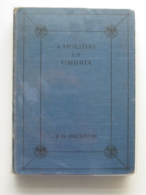 Photo of A HOLIDAY IN UMBRIA written by Jackson, Thomas Graham illustrated by Jackson, Thomas Graham published by John Murray (STOCK CODE: 508130)  for sale by Stella & Rose's Books