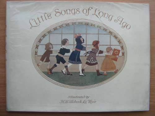 Photo of LITTLE SONGS OF LONG AGO written by Moffat, Alfred illustrated by Willebeek Le Mair, Henriette published by Augener Ltd. (STOCK CODE: 508200)  for sale by Stella & Rose's Books