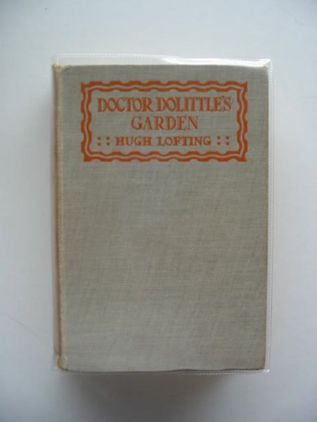 Photo of DOCTOR DOLITTLE'S GARDEN written by Lofting, Hugh illustrated by Lofting, Hugh published by Jonathan Cape (STOCK CODE: 553236)  for sale by Stella & Rose's Books
