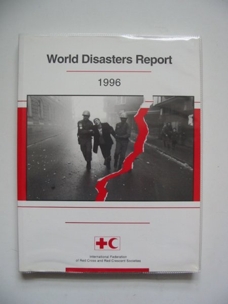 Photo of WORLD DISASTERS REPORT 1996 published by Oxford University Press (STOCK CODE: 553966)  for sale by Stella & Rose's Books