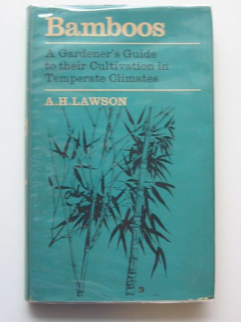 Photo of BAMBOOS written by Lawson, Alexander High published by Faber & Faber (STOCK CODE: 555510)  for sale by Stella & Rose's Books