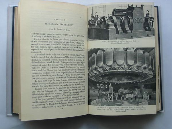 Photo of A CENTURY OF TECHNOLOGY 1851-1951 written by Dunsheath, Percy published by Hutchinson's Scientific And Technical Publications (STOCK CODE: 557848)  for sale by Stella & Rose's Books