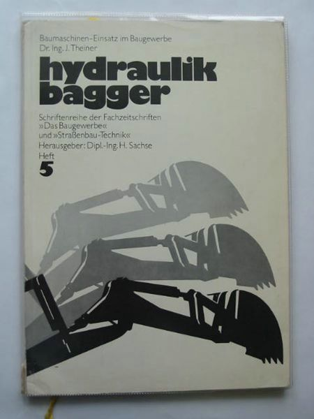 Photo of HYDRAULIKBAGGER HEFT 5 written by Theiner, J. published by Rudolf Muller (STOCK CODE: 561420)  for sale by Stella & Rose's Books