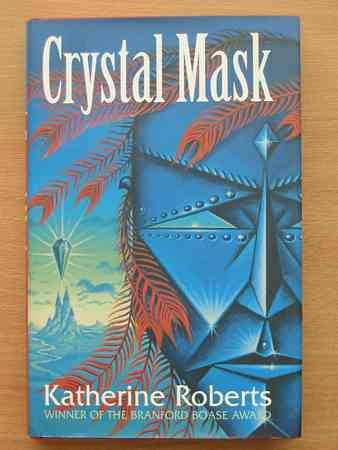 Photo of CRYSTAL MASK written by Roberts, Katherine published by The Chicken House (STOCK CODE: 563699)  for sale by Stella & Rose's Books