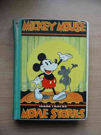 Photo of MICKEY MOUSE MOVIE STORIES written by Disney, Walt illustrated by Disney, Walt published by Dean & Son Ltd. (STOCK CODE: 564013)  for sale by Stella & Rose's Books