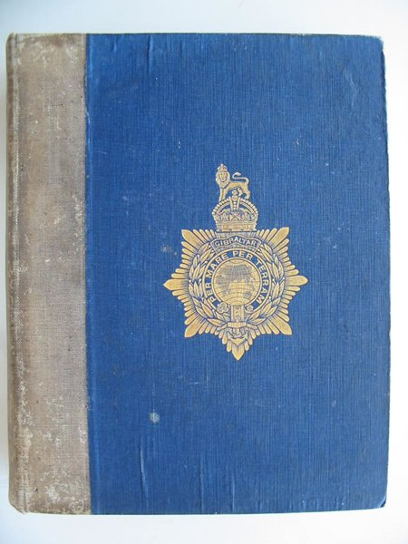Photo of BRITAIN'S SEA SOLDIERS A RECORD OF THE ROYAL MARINES DURING THE WAR 1914-1919 written by Blumberg, H.E. published by Swiss & Co. (STOCK CODE: 564287)  for sale by Stella & Rose's Books