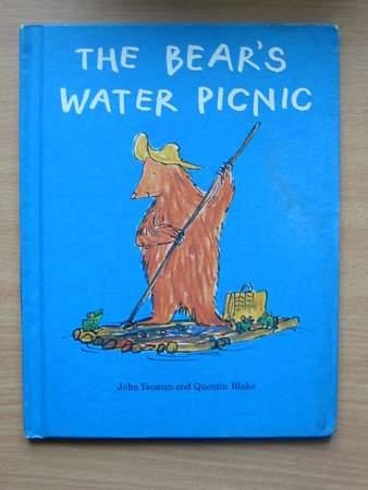 Photo of THE BEAR'S WATER PICNIC written by Yeoman, John illustrated by Blake, Quentin published by The Macmillan Company (STOCK CODE: 564919)  for sale by Stella & Rose's Books