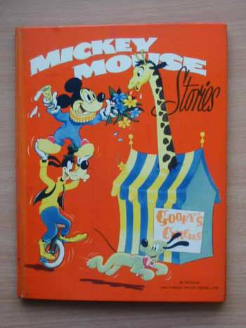 Photo of MICKEY MOUSE STORIES written by Disney, Walt illustrated by Disney, Walt published by Dean & Son Ltd. (STOCK CODE: 565271)  for sale by Stella & Rose's Books