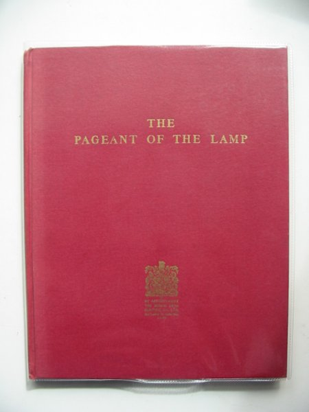 Photo of THE PAGEANT OF THE LAMP published by The Edison Swan Electric Company Ltd. (STOCK CODE: 566512)  for sale by Stella & Rose's Books