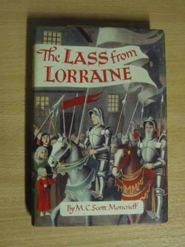 Photo of THE LASS FROM LORRAINE written by Moncrieff, M.C. Scott illustrated by Peterson, Bridget R. published by Blandford Press (STOCK CODE: 567963)  for sale by Stella & Rose's Books