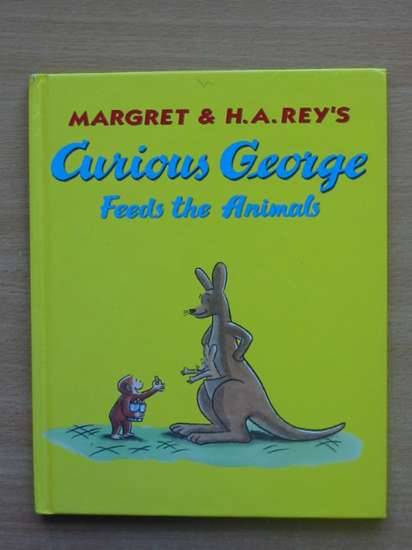 Photo of CURIOUS GEORGE FEEDS THE ANIMALS written by Rey, H.A.<br />Rey, Margret published by Houghton Mifflin Company (STOCK CODE: 569552)  for sale by Stella & Rose's Books
