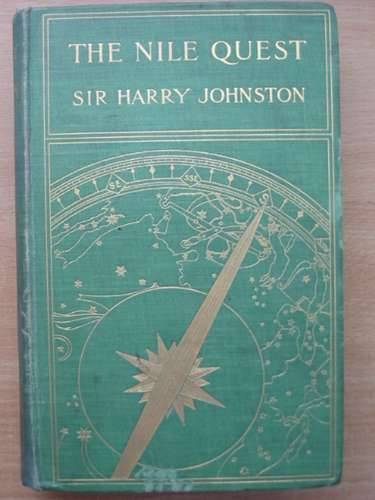 Photo of THE NILE QUEST written by Johnston, Harry illustrated by Johnston, Harry<br />Bartholomew, J.G. published by Lawrence and Bullen (STOCK CODE: 570400)  for sale by Stella & Rose's Books