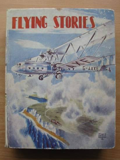 Photo of FLYING STORIES written by Johns, W.E.<br />Rochester, George E.<br />et al,  illustrated by Bradshaw, Stanley Orton published by John Hamilton (STOCK CODE: 571263)  for sale by Stella & Rose's Books
