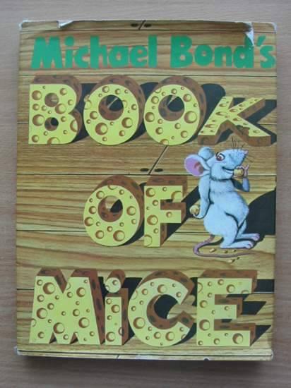 Photo of MICHAEL BOND'S BOOK OF MICE