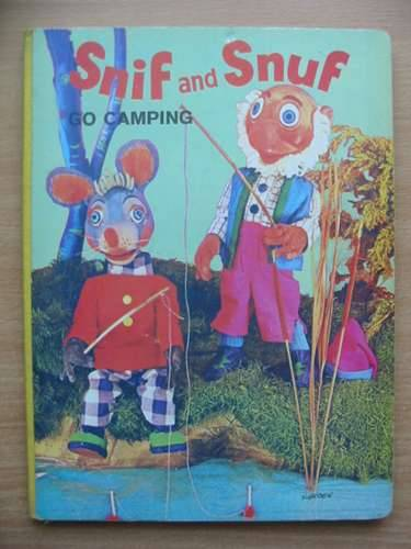 Photo of SNIF AND SNUF GO CAMPING published by Murrays Sales & Service Co. (STOCK CODE: 572058)  for sale by Stella & Rose's Books