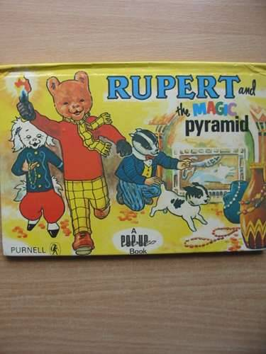 Photo of RUPERT AND THE MAGIC PYRAMID illustrated by Adby, Peter published by Purnell (STOCK CODE: 573122)  for sale by Stella & Rose's Books
