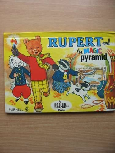 Photo of RUPERT AND THE MAGIC PYRAMID illustrated by Adby, Peter published by Purnell (STOCK CODE: 573124)  for sale by Stella & Rose's Books