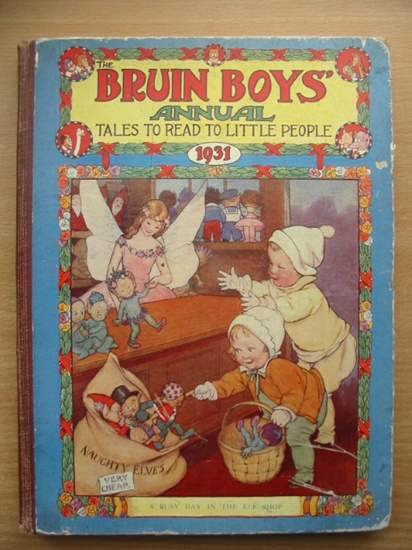 Photo of THE BRUIN BOYS ANNUAL 1931 illustrated by Jennems, Frank<br />et al.,  published by The Amalgamated Press (STOCK CODE: 573955)  for sale by Stella & Rose's Books