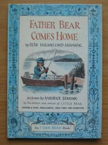 Photo of FATHER BEAR COMES HOME written by Minarik, Else Holmelund illustrated by Sendak, Maurice published by Harper & Row (STOCK CODE: 574750)  for sale by Stella & Rose's Books