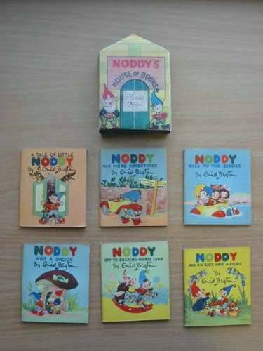 Photo of NODDY'S HOUSE OF BOOKS written by Blyton, Enid published by Sampson Low (STOCK CODE: 575620)  for sale by Stella & Rose's Books