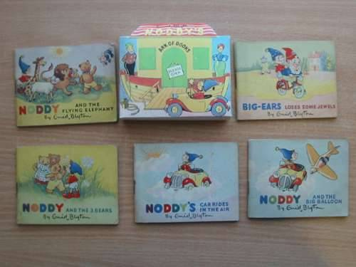 Photo of NODDY'S ARK OF BOOKS written by Blyton, Enid published by Sampson Low, Marston & Co. (STOCK CODE: 575622)  for sale by Stella & Rose's Books