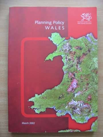 Photo of PLANNING POLICY WALES published by The National Assembly Of Wales (STOCK CODE: 577263)  for sale by Stella & Rose's Books