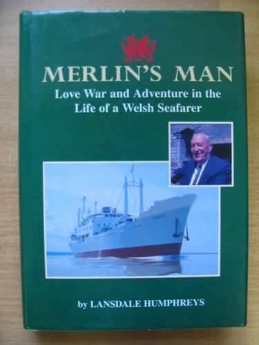 Photo of MERLIN'S MAN written by Humphreys, Lansdale published by P.M. Heaton Publishing (STOCK CODE: 577388)  for sale by Stella & Rose's Books