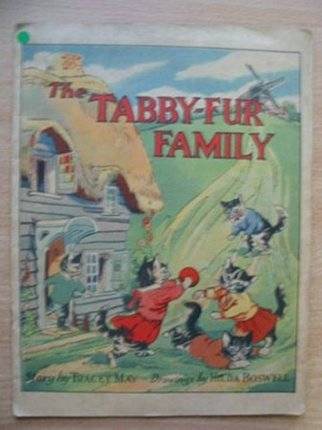 Photo of THE TABBY-FUR FAMILY written by May, Tracey illustrated by Boswell, Hilda published by R.A. Publishing Co. Ltd. (STOCK CODE: 577738)  for sale by Stella & Rose's Books