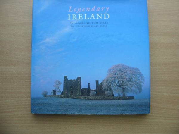 Photo of LEGENDARY IRELAND written by Somerville-Large, Peter illustrated by Kelly, Tom published by Town House & Country House (STOCK CODE: 578679)  for sale by Stella & Rose's Books