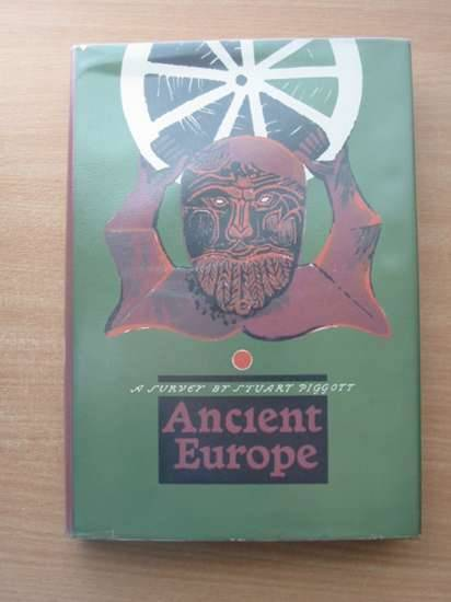 Photo of ANCIENT EUROPE written by Piggott, Stuart published by Edinburgh University Press (STOCK CODE: 578695)  for sale by Stella & Rose's Books