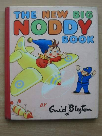Photo of THE NEW BIG NODDY BOOK written by Blyton, Enid published by Sampson Low, Marston & Co. Ltd., D.V. Publications Ltd. (STOCK CODE: 579434)  for sale by Stella & Rose's Books