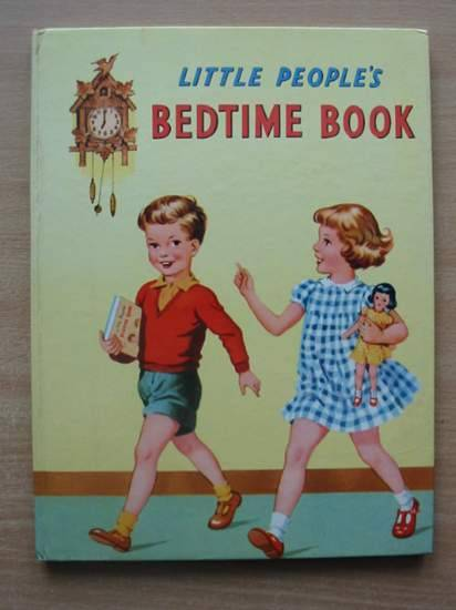 Photo of LITTLE PEOPLE'S BEDTIME BOOK illustrated by Higham, G. published by Juvenile Productions Ltd. (STOCK CODE: 581328)  for sale by Stella & Rose's Books